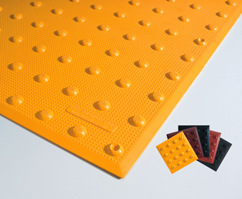 All Colors for Surface Applied Detectable Warning Systems