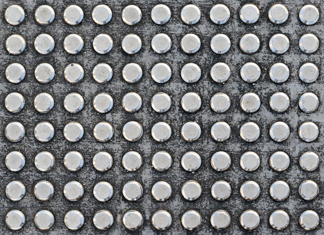 Tactile paving texture