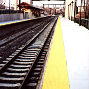 Yellow ADA Compliant Transit Tile