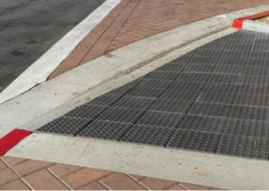 detectable tactile warming systems