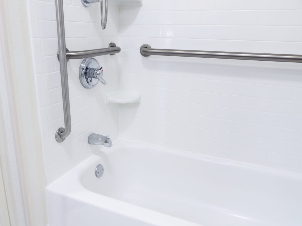 How to Make Your Shower Handicapped Accessible | ADA ...